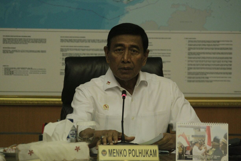 Wiranto Himbau Masyarakat Jaga Suhu Politik Jelang Pilkada