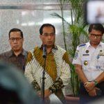 Menhub Sampaikan Permintaan Maaf Terkait OTT Pejabat Kemenhub