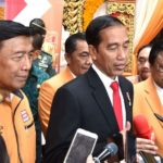 Tingkat Kepercayaan Publik Terhadap Pemerintah Meningkat, Jokowi Minta Jajarannya Mampu Manfaatkan Momentum
