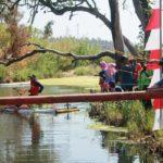 Sungai Kandangan, Dari Endemik Malaria Menjadi Obyek Wisata Mancing