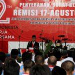 HUT Kemerdekaan RI, 9.634 Narapidana di Jawa Timur Terima Remisi