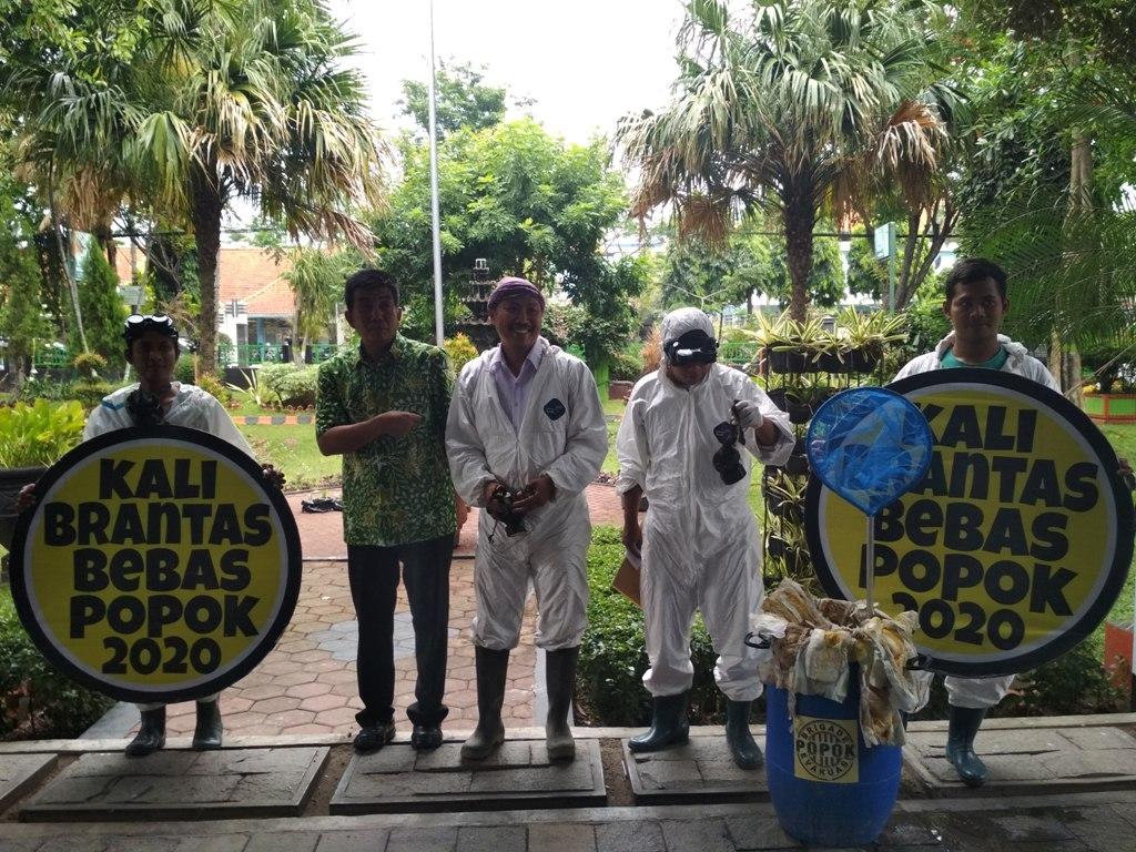 Pemkot Kediri Tawarkan Solusi Menangani Limbah Popok