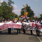 Mahasiswa Kediri Gelar Aksi Solidaritas untuk Rohingya
