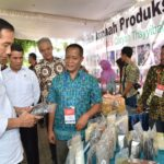 Presiden Tegaskan Pentingnya Meningkatkan Kesejahteraan Petani
