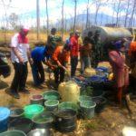 Beberapa Desa Kekeringan, BPBD Banyuwangi Kirim 5.000 Liter AIR Bersih