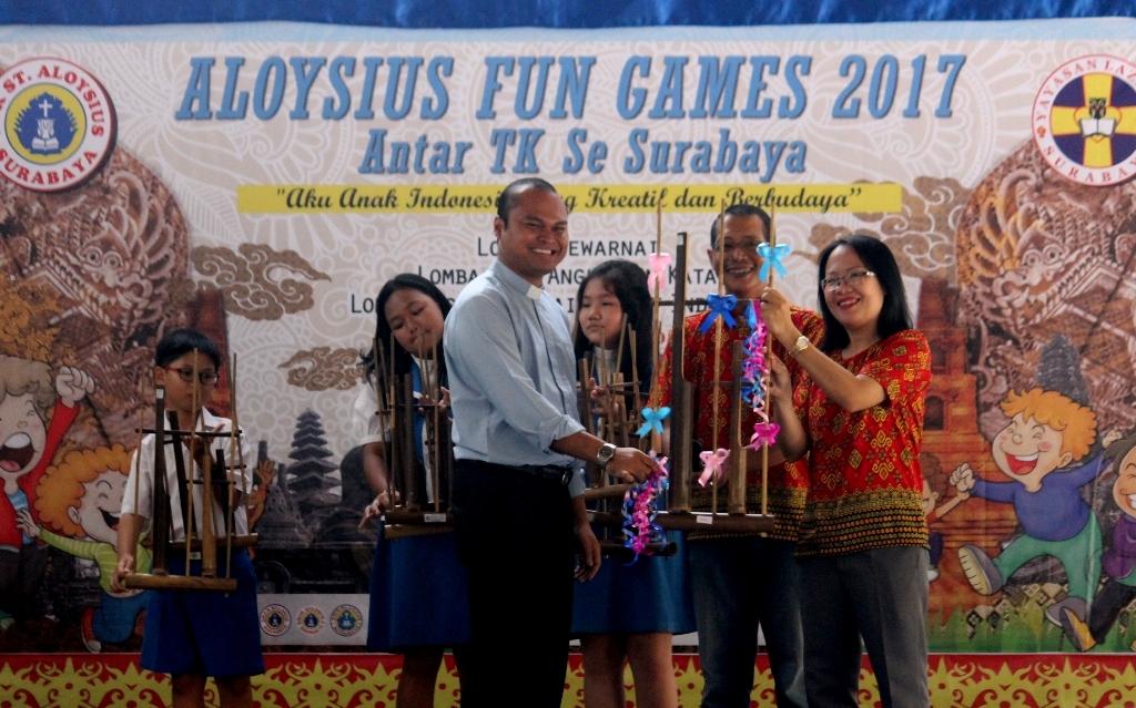 Aloysius Fun Games, Ajak Generasi Muda Cintai Kebhinnekaan Indonesia