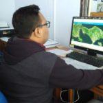 Pergerakan Debu Vulkanik Gunung Agung Belum Terpantau di Satelit Himawari