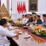 Presiden Jokowi Dukung Pengusaha Nasional Berkembang