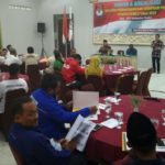 Parpol di Kabupaten Kediri Ikuti Bimtek Tata Cara Pendaftaran dan Verifikasi Parpol