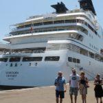 Desember, Sejumlah Kapal Pesiar dan Turis Asing Siap Kunjungi Surabaya