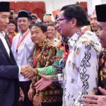 Presiden Jokowi Minta FKUB Ikut Tanamkan Nilai Kebangsaan Pada Umat
