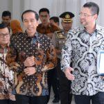 Presiden Jokowi Minta Pandangan Ekonomi Saat Bertemu Perwakilan Bank Dunia