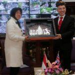 Liverpool Siap Kerjasama Ekonomi dan Olahraga dengan Surabaya