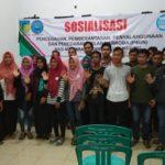 BNN Kabupaten Kediri Beri Pembekalan Pemuda Desa Mengenai Bahaya Narkoba