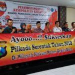 KPU Kota Kediri Libatkan Psikolog untuk Periksa Kesehatan Calon Kepala Daerah