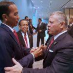 Presiden Palestina dan Raja Yordania Apresiasi Dukungan Pemerintah Indonesia