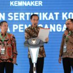 Presiden Sebut SDM Sebagai Kekuatan Besar Bangsa Indonesia