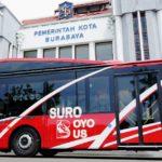 Surabaya Miliki 8 Bus Baru, Ramah Disabilitas dan Anti Pelecehan Seksual