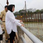 Antisipasi Hujan Intensitas Tinggi, Pemkot Surabaya Kebut Pembangunan Rumah Pompa Kandangan