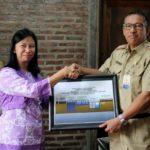 Industri Pempek di Surabaya Terima Hibah IPAL dari ITS
