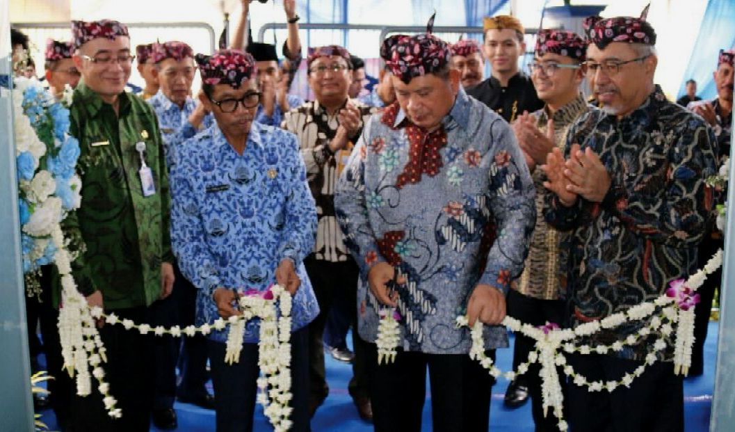 Perusahaan Asuransi Pensiunan PNS PT Taspen Buka Cabang Baru di Madura