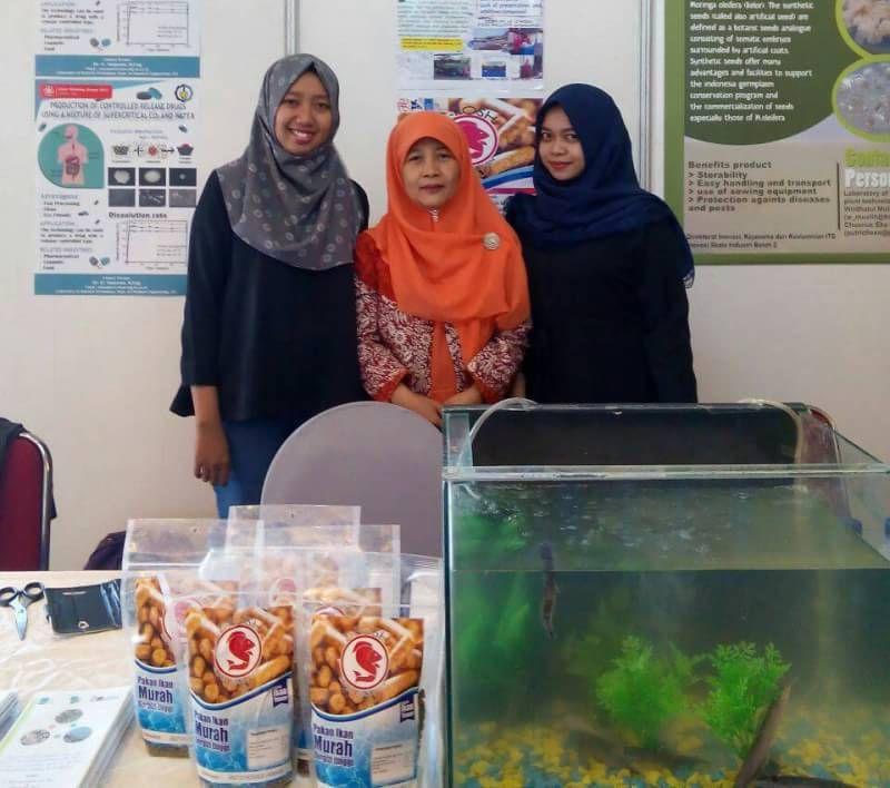 Peneliti ITS Ubah Limbah Ikan Jadi Pakan Ikan Ekonomis