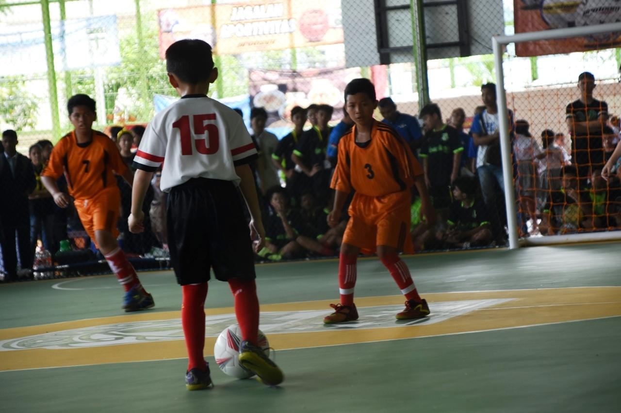 46 Tim Futsal Berlaga di Sanmar Cup #8