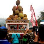 Festival Durian di Kabupaten Kediri, Berharap Mampu Tingkatkan Perekonomian Masyarakat