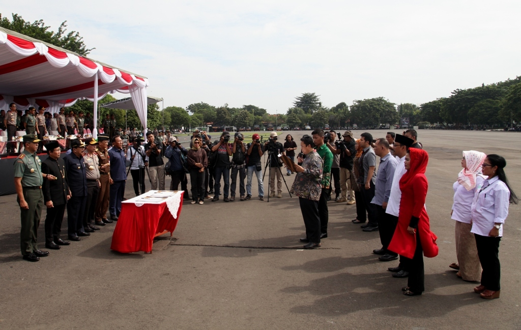 Gubernur Jawa Timur Minta Semua Pihak Wujudkan Pilkada Aman dan Kondusif