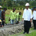 Presiden Jokowi Berharap Padat Karya Tunai Mampu Naikkan Daya Beli Masyarakat