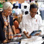 IMF Nilai Ekonomi Indonesia Sudah Berjalan Sangat Baik