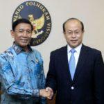 Kepada Negara Sahabat, Menko Polhukam Pastikan Indonesia Aman Jelang Pemilu
