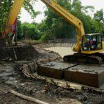 Antisipasi Banjir, Pemkot Surabaya Bangun Tujuh Bozem di Tahun 2018