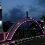 Jembatan Ujung Galuh Siap Beroperasi Akhir Maret
