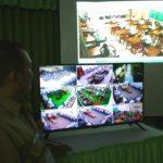 SMK di Kediri Laksanakan UNBK, Sejumlah Sekolah Awasi Ujian Menggunakan CCTV