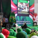 Presiden Sebut Fungsi Parpol Bukan Hanya Rekruitmen Politik