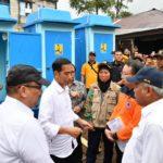 Presiden Pastikan Dampak Gempa Banjarnegara Ditangani Serius