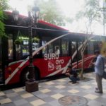 Suroboyo Bus, Transportasi Massal Berbayar Sampah Plastik