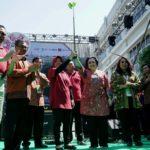 Surabaya Resmi Mulai Pembangunan Kebun Raya Mangrove