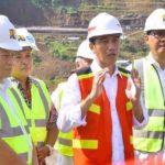 Presiden Jokowi Berharap Bendungan Kuningan Bisa Mengairi 3 Ribu Hektare Sawah