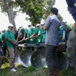 Anak Petani Tebu di Kediri Terima Pelatihan Pabrik Gula PTPN X