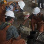 Mahasiswa ITS Manfaatkan Limbah Marmer menjadi Bahan Campuran Pembuat Beton Berkualitas
