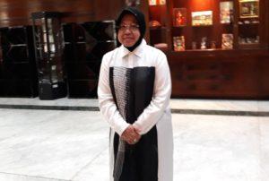 "Wali Kota Surabaya Terima Penghargaan ""Women Empowerment Award"""