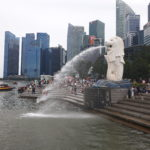 Patung Merlion Masih Jadi Daya Tarik Wisatawan di Singapura