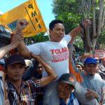 Budi Pego, Penolak Tambang Emas Akhirnya Bebas