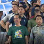 Dampingi Jokowi Kunker di Sulsel, Moeldoko Bahas Inovasi Bersama Anak Muda Makassar
