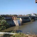 Pembangunan Jembatan Brawijaya Kediri Dilanjutkan