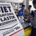 KLHK Sosialisasikan Pengurangan Kantong Plastik