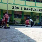 SDN 2 Bangunsari Tetap Ditutup