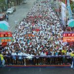 4.400 Pelari Ramaikan Surabaya Marathon 2018